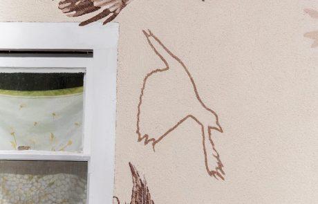 Julie Comnick | The Children's Garden Mural | 2013 | The Children's Garden Preschool, Prescott, AZ
