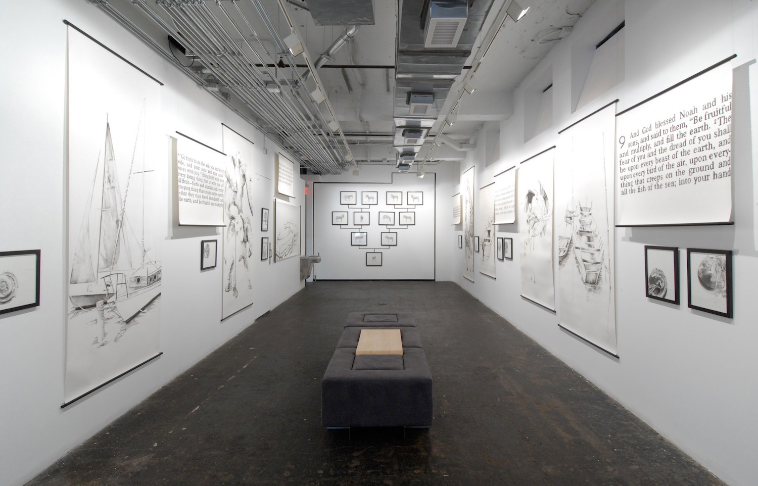 According To Their Kind: Exhibition Views