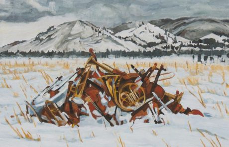 Julie Comnick Art Study I