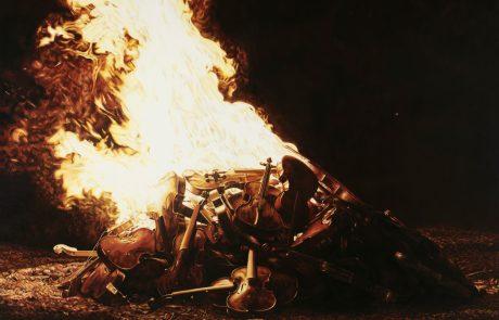 Julie Comnick | Allegro | 2012 | oil on canvas | 80″ x 95″