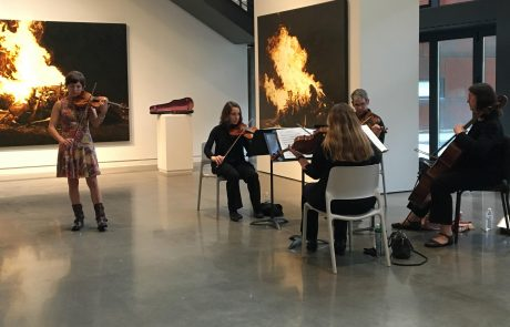 Julie Comnick Art | Hardesty Arts Center, Tulsa, OK III